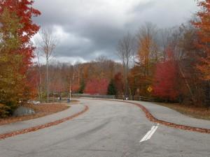 New Hampshire ősz