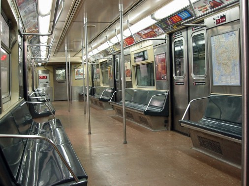 New York Subway belülről